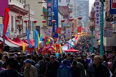 SF Chinatown street fair