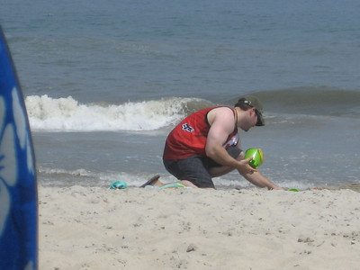 Chincoteague Island Beach 7/12