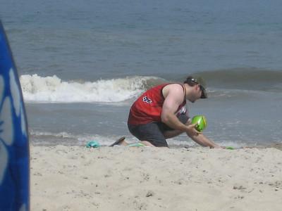 Chincoteague Island Beach 7/12