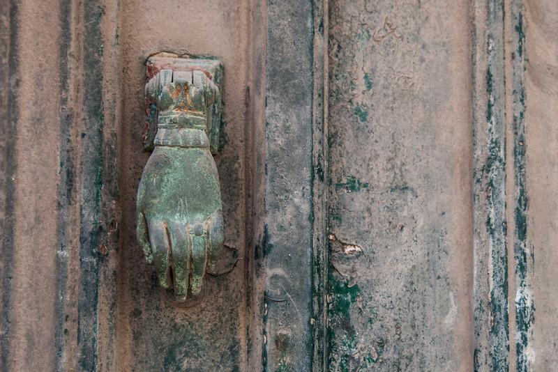 Knock knock, Chios, Greece