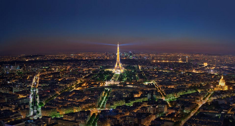 Paris Skyline...so gorgeous