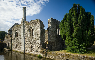Christchurch Abbey Ruins