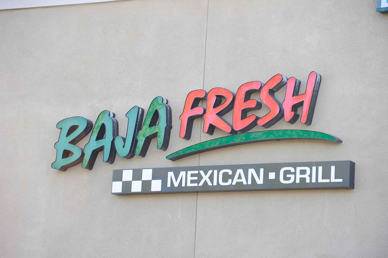 Dinner Friday night-Baja Fresh