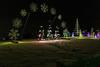 City of Belleville Ontario Christmas Lights at Jane Forrester Park 2018 November 16.
