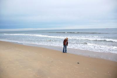 Helen by the Ocean