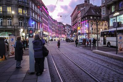 Alsace - Strasbourg, Kaysersburg and Riquewehr