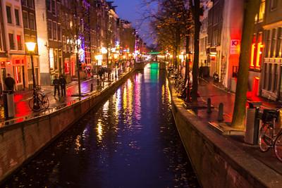 Amsterdam November 19 to 24
