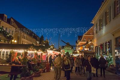 Christmas Markets Along the Rhine 2013