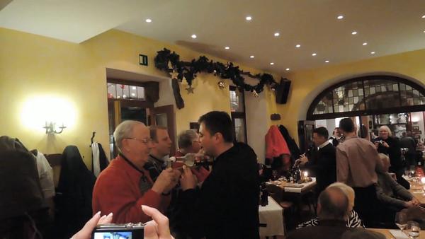 Rüdesheim - after dinner shots
