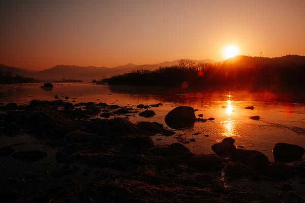 Chuncheon Soyanggang River