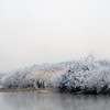Hoarfront at Soyanggang River, Chuncheon