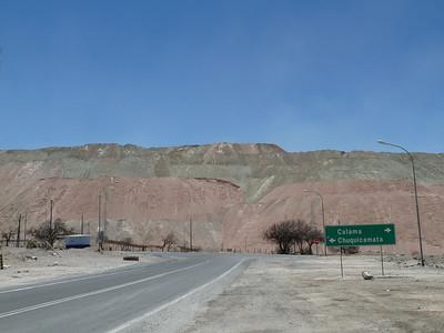 Chuquicamata Copper Mine, Chile