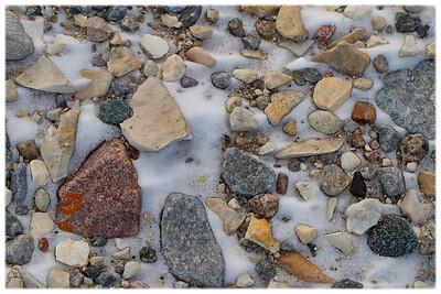 Rocks & Snow