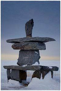 Churchill Inuksuk
