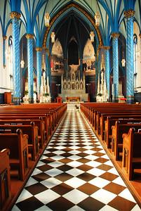 St Xavier's in Cincinnati