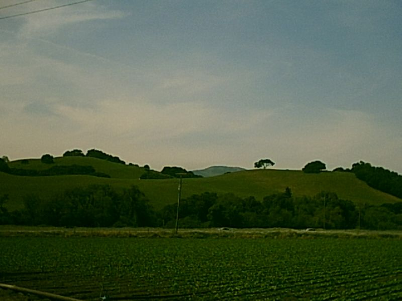 San Juan Bautista Hills