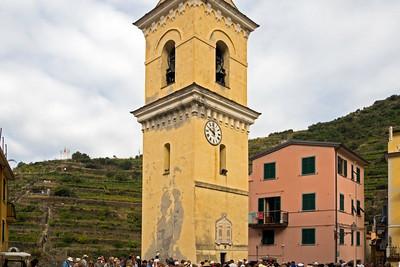 San Lorenzo Church dated to 1338