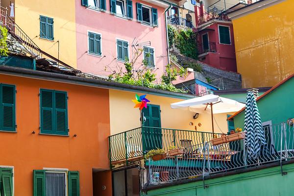 Manarola, Cinque Terre, Italy, 2012