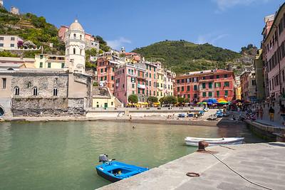 Vernazza, Cinque Terre, Italy, 2012