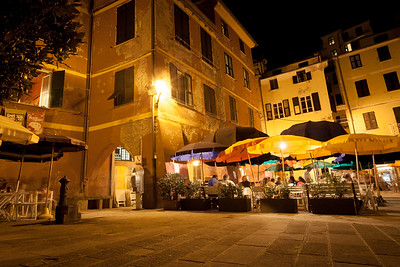 Vernazza at night