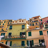 Houses of Manarola