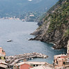 Starting to climb up the hills again leaving Vernazza headed to Corniglia.