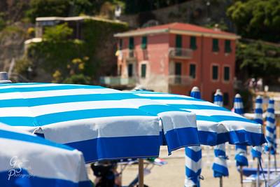 Monterosso al Mare Umbrellas