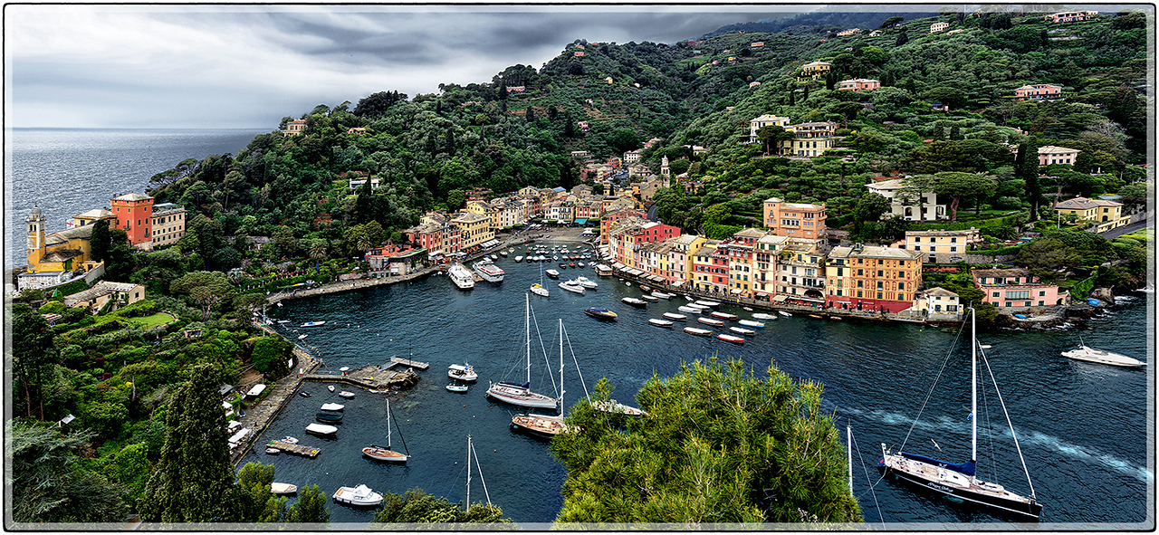 Panoramic Portofino