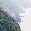 Vernazza just around the bend. Just a couple more hills to climb and ....