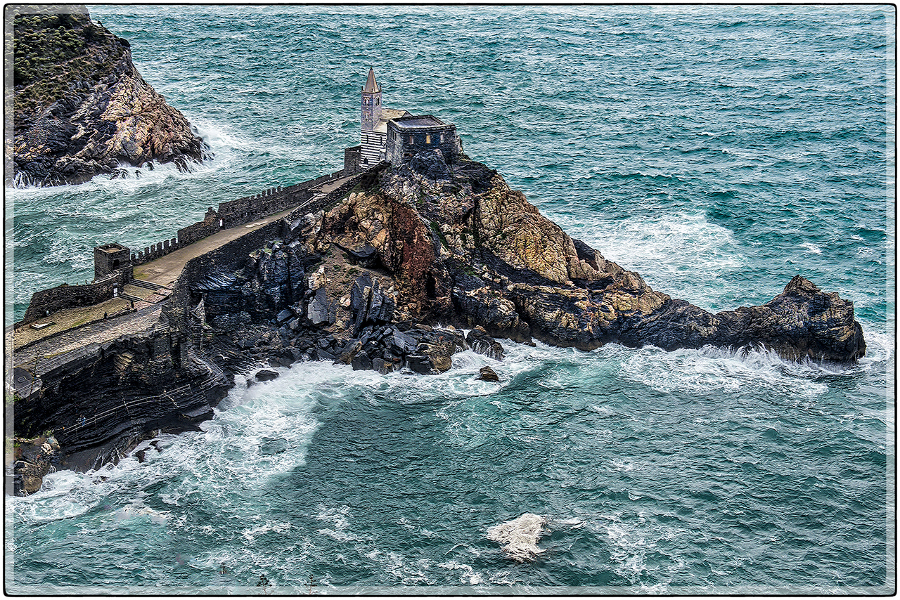 Castle Keep, Portovenere