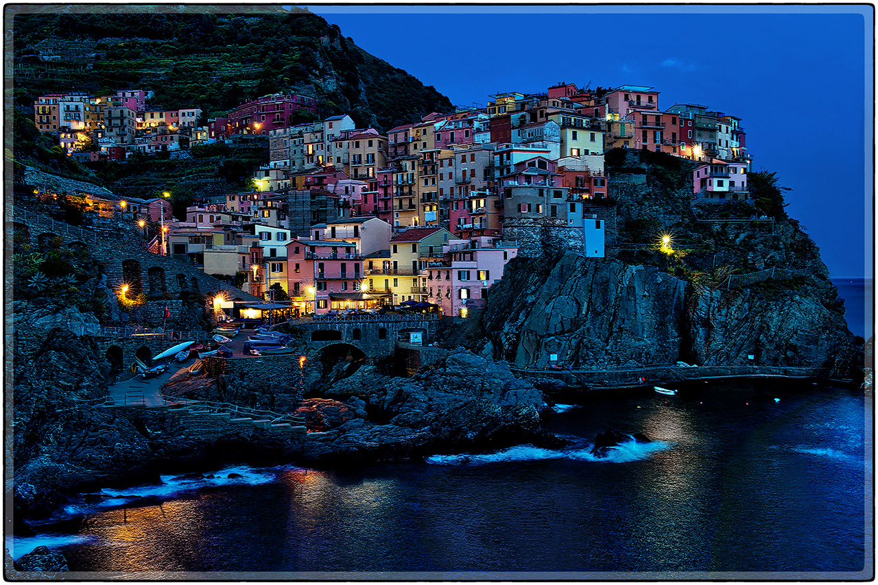 Into the Blue Hour, Manarola