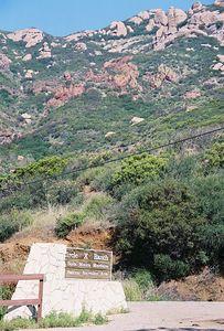 4/3/05 Ranger Station (Boney Mountain)