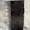 Cobwebs on Door