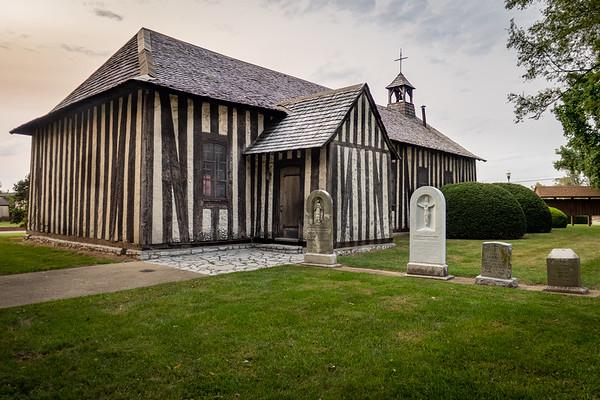 Church of the Holy Family Rear Entrance