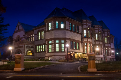 Forbes Library, Northampton