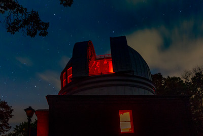 Wilder Observatory Open Dome