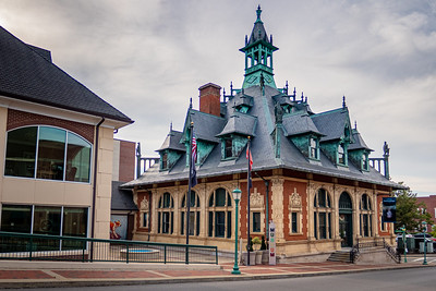 Customs House Museum and Cultural Center~Clarksville, Tennessee