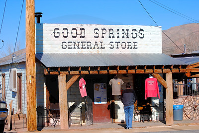 100 Year Old General Store