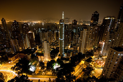 Hong Kong Island View