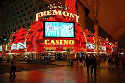 Downtown Las Vegas ~ Fremont Street Experience.