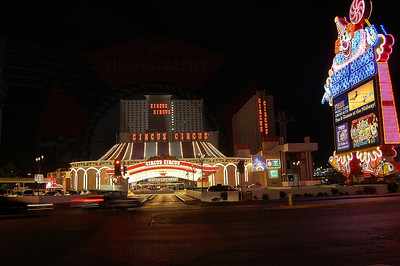 Old Casino & Hotel ~ north strip.