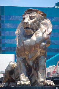 MGM Grand Hotel & Casino ~ the strip.