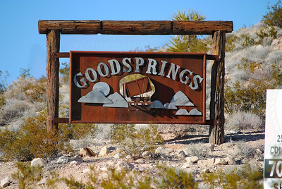 Goodsprings, Nevada