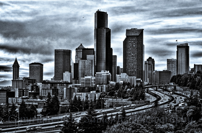 Seattle from Rizal Bridge