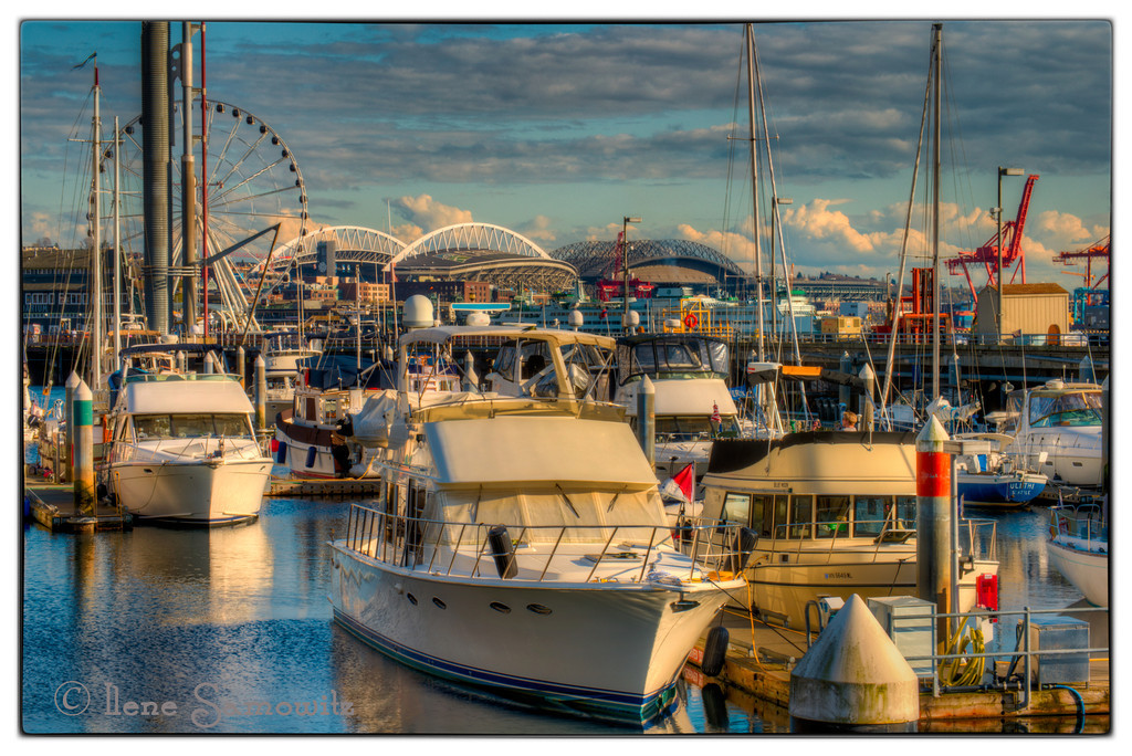 3-29-13 This is taken from Pier 66 in downtown Seattle.<br /> <br /> Thanks for all the wonderful comments and feedback on the Garibaldi Pier.