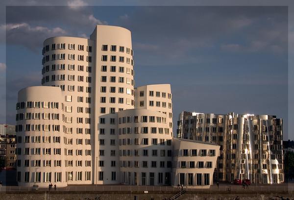 Düsseldorf, Medienhafen