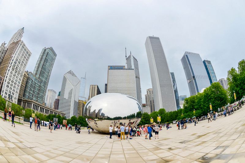 Chicago_The Bean-1