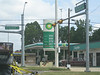 I'd never seen a bp gas station before.