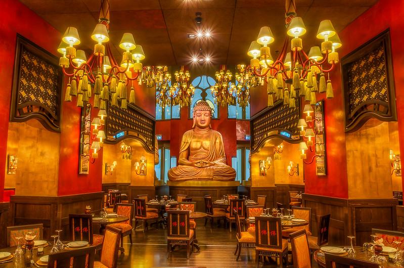 The Budda Bar Restaurant