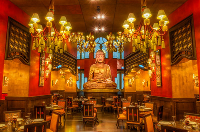 The Budda Bar Restaurant